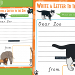 Pets Write a Letter to the Zoo
