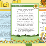 St David's Day – Daffodil Poems