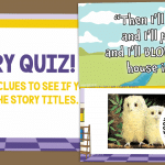 Book Quiz PowerPoint (KS1)