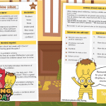 Wellbeing Wednesday Monsters Spring Week 8 Problem Solving with Edison Teaching Guide