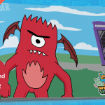 Wellbeing Wednesday Monsters Story Chapter 6 Anger (KS2)