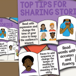 Top Tips for Sharing Stories (KS2)