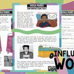 Rosa Parks Information Text and Comprehension