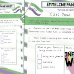 Emmeline Pankhurst Voting Activity