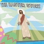 The Easter Story Flipbook