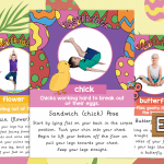 Easter Yoga Stories