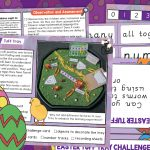 Easter Eggs Tuff Tray Activity Pack