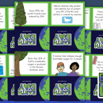 Earth Day Fact Cards