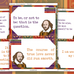 Shakespeare Quotes Pack