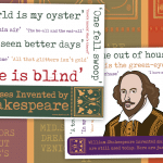 Phrases by Shakespeare