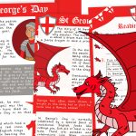St George's Day Information Text and Comprehension