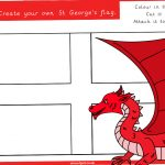 St George's Day Create Your Own Flag