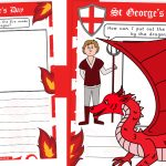 St George's Day How to Put Out a Fire Writing Activity
