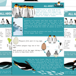 All About Penguins Information Text and Comprehension