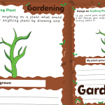 Design an Anything Plant Activity