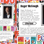 Poet in Focus – Roger McGough