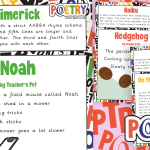 Examples of Different Types of Poetry – Poem Poster Pack