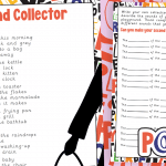 The Sound Collector Poem and Activity