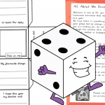 Transition – All About Me Dice