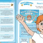 Billy's Brilliant Body Read the Story Guide