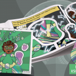 Week 5 Wellbeing Superhero Comic Book – Doctor Bubble (EYFS & KS1)