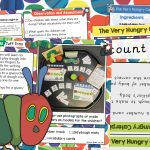 The Very Hungry Caterpillar Maths Tuff Tray Activity Pack