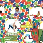 The Very Hungry Caterpillar Yoga Stories