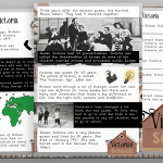 Queen Victoria Information Text and Comprehension