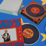 Father's Day Vinyl Player Craft