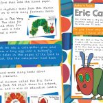 Author in Focus – Eric Carl Information Text