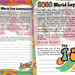 1966 World Cup Commentary Activity