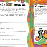 1960s Music Biography – Research Activity