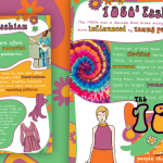 1960s Fashion Information Text