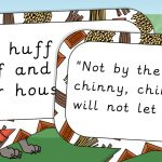 The Three Little Pigs Story Phrases