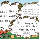The Three Little Pigs Story Questions