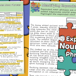 Identifying Expanded Noun Phrases