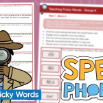 Teaching Guide Tricky Words in Group 4