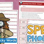 Teaching Guide Tricky Words in Group 5