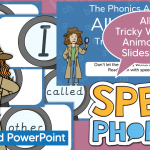 Tricky Words PowerPoint – All Words