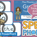 Group 1 Tricky Words PowerPoint
