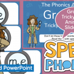 Group 2 Tricky Words PowerPoint