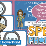 Group 3 Tricky Words PowerPoint