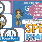 Group 4 Tricky Words PowerPoint
