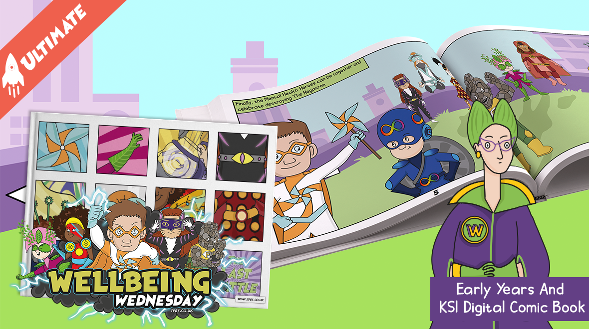 //tpet.co.uk/wp-content/uploads/edd/2021/07/tp-f-5143-wellbeing-wednesday-superheroes-comic-book-chapter-12-graduation-EY-KS1.png