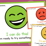 Smiley face Assessment Poster Pack
