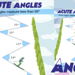 Acute Angles Poster