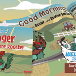 Week 1 Wellbeing Bird Roger the Routine Rooster – EYFS & KS1 Story Book