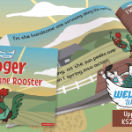 Week 1 Wellbeing Bird Roger the Routine Rooster – KS2 Story Book