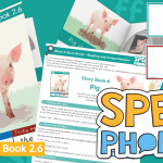 Block 2 Story Book and Teaching Pack Pig