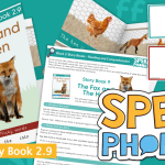 Block 2 Story Book and Teaching Pack The Fox and The Hen